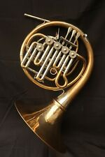 VERY RARE WONDERFUL ALEXANDER COR DOUBLE COMPENSATING F/Bb 102 FRENCH HORN