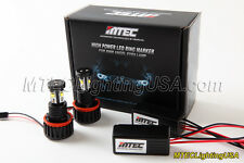 Genuine MTEC H8 V2 18W CREE LED Angel Eye Halo Ring Bulbs BMW F01 F02 760 10~12