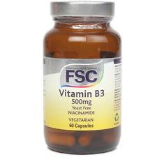FSC vitamina B3 Nicotinamide 60 CAPSULE ** comprare 1 Get 1 gratis **