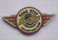 ROAD STOP / AMERICA FOOD & DRINKS / COLLECTORS CLUB .....Pin (Ka1)