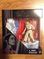 "Rey Star Wars Black Series 6"" (Starkiller Base) Force Awakens Kmart Exclusive"