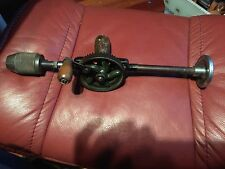 MACHINIST LATHE MILL Machinist  Antique  Germany  Eggbeater Drill