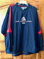 Columbus Blue Jacket CCM Pullover Windbreaker Jacket NHL Hockey Large L