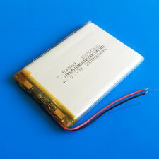 3.7V 2000mAh lipo battery recharge power for DVD GPS camera mobile phone 505068