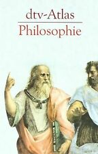 dtv-Atlas Philosophie von Burkard, Franz-Peter, Wiedmann...   Buch   Zustand gut