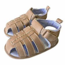 Leather Baby Unisex Sandals