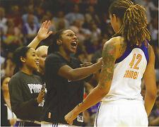 Eshaya Murphy Signed 8 x 10 Photo Phoenix Mercury Wnba Basketball Free Shipping