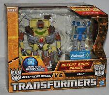 transformers HFTD walmart desert ruins brawl vs jolt MISB