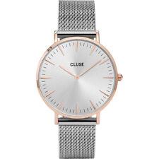 Relojes de pulsera Clásico resistente al agua de acero inoxidable