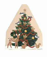 The Cats Meow Village Christmas Tree 1994 Shelf Sitter