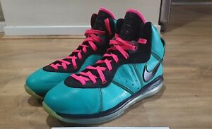 Lebron VIII 8 South Beach US11.5 (Pre-heat) RARE EXCLUSIVE Zoom