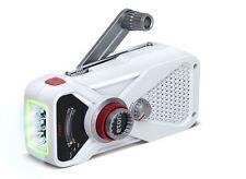 American Red Cross by Eton FRX1 Radio AM FM Weather Portable LED Flashlight Hand