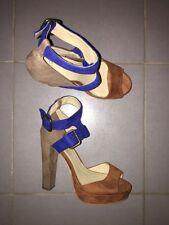 Stiletto Medium (B, M) Multi-Colored Shoes for Women