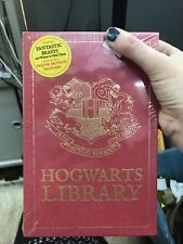Harry Potter Rowling Hogwart Library Essential Magical Collection 3 Book Sealed