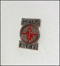 Public Enemy 90's Pin Pinback Badge