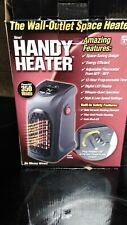 New Heater; Heat-Mc12/4 Handy Heater 250 sq. ft. Wall Heater