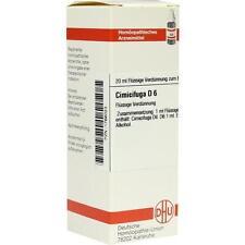 CIMICIFUGA D 6 Dilution 20 ml PZN 1766023