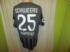 SC Preussen Münster Nike Ausweich Matchworn Trikot 16/17 + Nr.25 Schweers Gr.XL