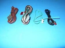 *WIRE HARNESS WITH RESET SWITCH WIRE