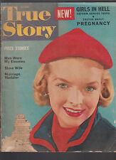 True Story Magazine October 1953 Reform School Teens Slave Wife