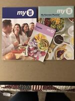 MY WW Weight Watchers 2020 Welcome Kit: MY WW Book, Success Planner & Tracker