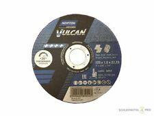 25 NORTON Vulcan Trennscheiben 125x1,0mm Metall / INOX T41 gerade Made in EU