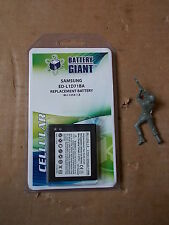 NEW Samsung SGH-I727 Replacement Battery Giant BLI-1254-1.8  *FREE SHIPPING*