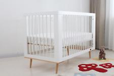 Brand New NZ Pine wooden Baby Cot & Spring Mattress Package.Meet Aus.Standards