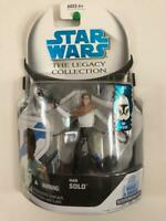 Star Wars Legacy Collection 2008 1st Day Issue BD 1 Han Solo Droid Factory