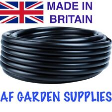 More details for 13mm black ldpe irrigation pipe / hydroponics, supply tube, garden watering