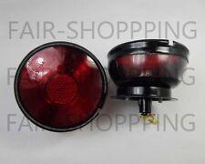 Rear Combination Tail Light 24V Red for Willys Jeep CJ3 CJ5 CJ6 CJ2A CJ3A CJ3B