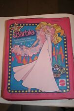 VINTAGE Barbie 1980 S Custodia + staffe (USATI)
