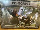 Game of Thrones A Song of Ice and Fire Miniatures Game Nights Watch Conscripts
