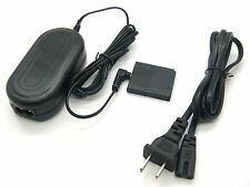 AC Power Supply Adapter For ACK-DC10 Canon Powershot SD750 SD780 SD940 NB-4L