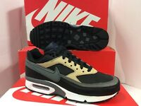 NIKE AIR MAX BW PREMIUM Leather Men's Trainers, Size UK 7.5 / EUR 42
