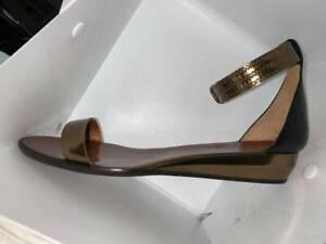 $795 BEAUTIFUL 41 New $795 LANVIN PARIS sandals shoes 41 11