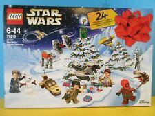 Lego Christmas ADVENT CALENDAR (75213) STAR WARS 2018 (Brand New & Sealed)
