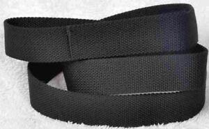 Security Gürtel BW Gürtel mit Klettverschluss schwarz