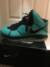 2010 NIKE Men LEBRON 8 VIII SOUTH BEACH 417098-401 US sz 12 Pre Heat Rare