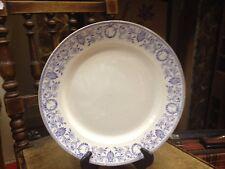Plat à gâteaux faience Creil et Montereau Labrador Marie Louise 1531-99