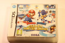 Mario & Sonic at the Olympic Winter Games (Nintendo DS, 2009)