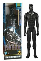 BLACK PANTHER 12inch Action Figure Titan Hero Series Marvel/Hasbro Avengers
