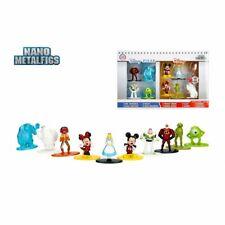 Nano Metalfigs Disney Pixar Wave 1 - 10 Pack