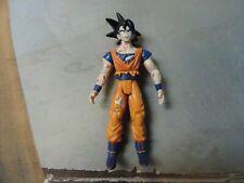 Dragon Ball Z 2003 Jakks Figure Battle Damage Goku