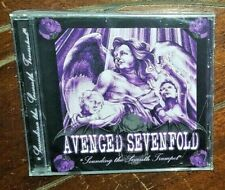 Sounding the Seventh Trumpet by Avenged Sevenfold (CD, 2002, Hopeless Records)