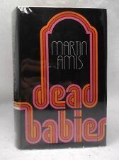 Martin Amis Dead Babies UK 1st 1/1 - HARDBACK - Rachel Papers, Money, etc
