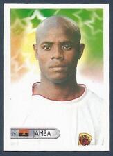 MUNDOCROM WORLD CUP 2006- #241-ANGOLA-JAMBA-JAOA PEREIRA