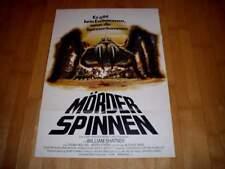 Plakat:Mörderspinnen  WILLIAM SHATNER