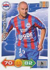 BENJAMIN NIVET # STADE MALHERBE CAEN CARD PANINI ADRENALYN 2012