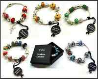 The Olivia Collection Ladies Girls Fashion Bead Bracelets Xmas Gift For Her